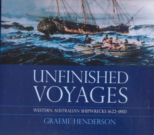 Unfinished voyages by Graeme Henderson