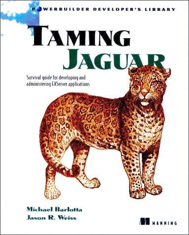 Taming Jaguar by