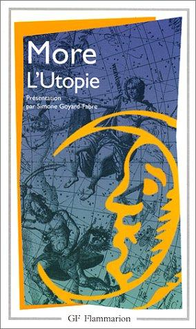 L'Utopie, ou, Le Traité de la meilleure forme de gouvernement by Thomas More
