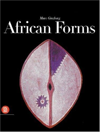 African Forms by Marc Ginzberg