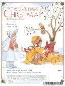 The Twelve Days of Christmas, A Christmas Carol by Golden Books