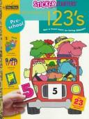 My First Book of 1 2 3's by Golden Books