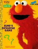 Elmo's Guessing Game by Golden Books