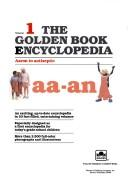 Volume #1 Golden Bk Encyclopedia by Golden Books