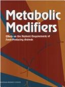 Metabolic Modifiers by National Research Council.