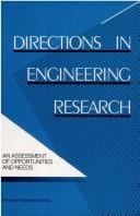 Directions in Engineering Research by National Research Council.