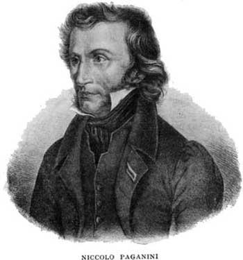 Photo of Nicolò Paganini