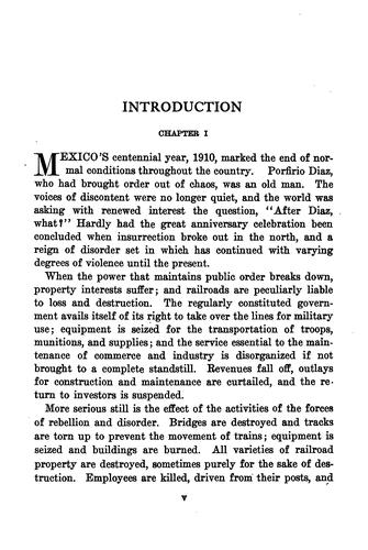 The railroads of Mexico by Fred Wilbur Powell