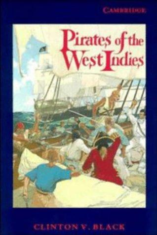 Pirates of the West Indies by Clinton Vane de Brosse Black