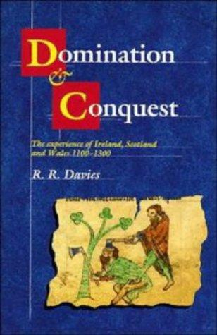 Domination and conquest by R. R. Davies