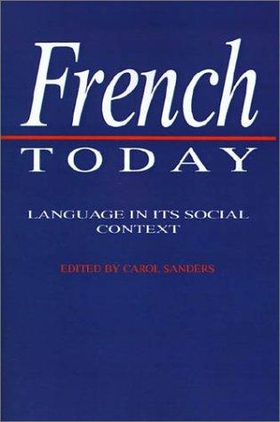 French Today by Carol Sanders