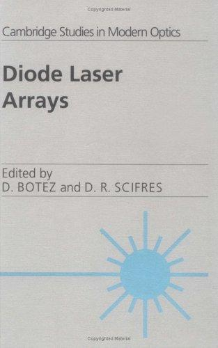 Diode laser arrays by