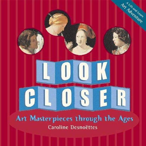 Look Closer by Caroline Desnoettes