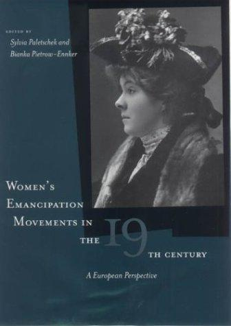 Women's emancipation movements in the nineteenth century by