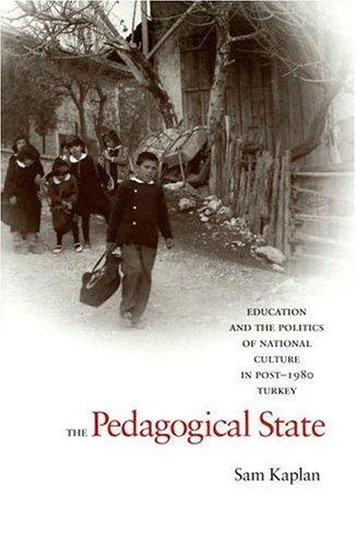 Image 0 of The Pedagogical State: Education and the Politics of National Culture in Post-19