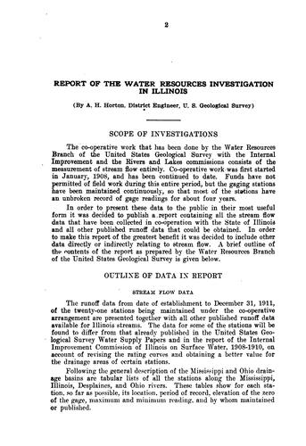 Water resources of Illinois by Illinois. Rivers and Lakes Commission., Illinois. Rivers and Lakes Commission