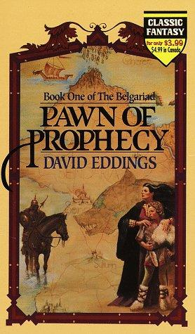 Pawn of Prophecy (The Belgariad, Book 1) by