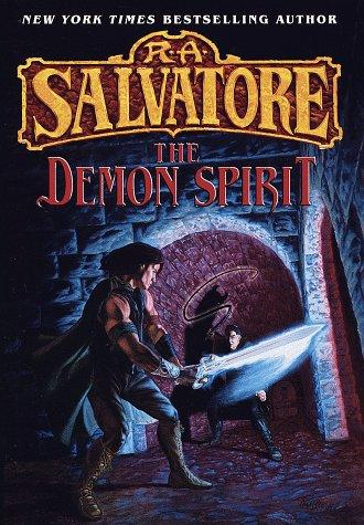 The demon spirit by R. A. Salvatore