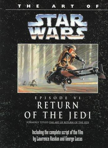 The Art of Star Wars, Episode VI - Return of the Jedi by Random House
